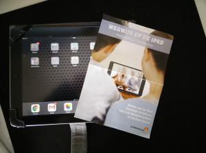 ipad voor Senioren workshop in de bibliotheek Assen